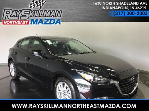 New 2018 Mazda3 5DR SPORT AT