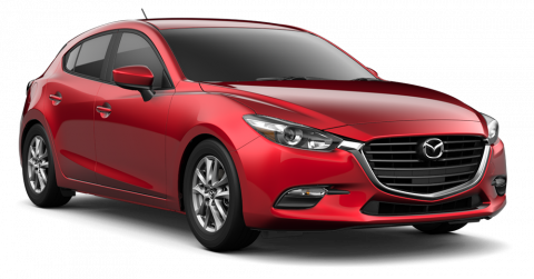 New Mazda3 5DR SPORT AT