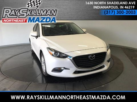 Pre-Owned 2017 Mazda3 5DR SPORT AT