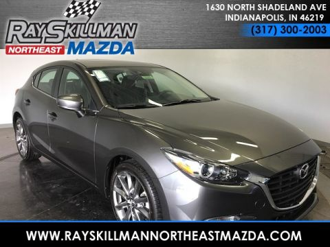 New Mazda3 5DR TOURING MT