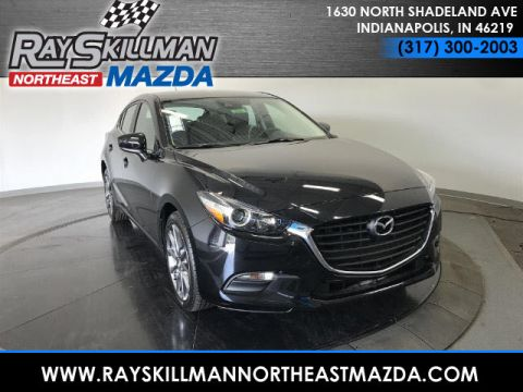 New Mazda3 5DR TOURING AT