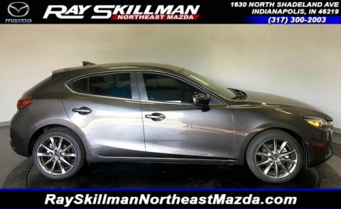 New 2018 Mazda3 5DR GRAND TOURING AT