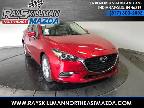 New Mazda3 4DR SDN SPORT AT