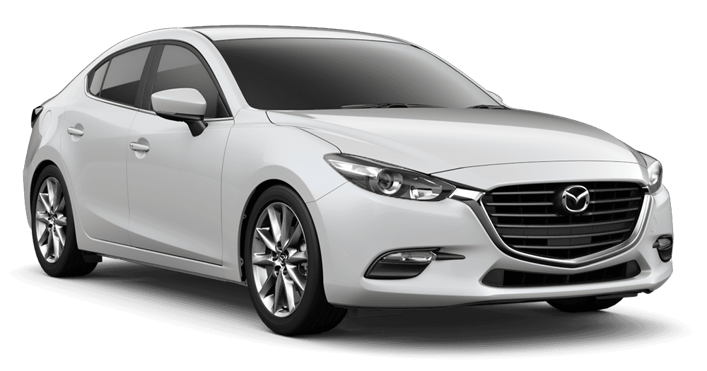 New 2018 Mazda3 4DR SDN TOURING AT