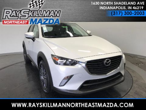 New Mazda CX-3 4DR FWD TOURING