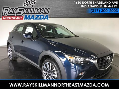 New 2019 Mazda CX-3 4DR AWD TOURING