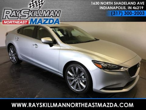 New Mazda6 4DR SDN GR TOUR AT
