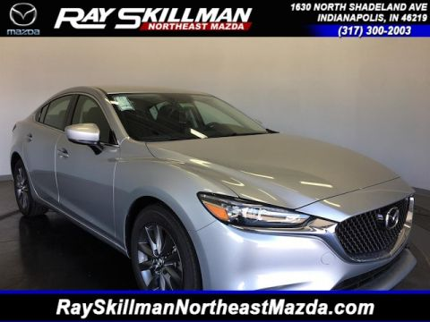 New 2018 Mazda6 4DR SDN SPORT AT
