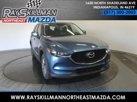 New Mazda CX-5 4DR FWD SPORT AT