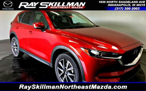 New 2018 Mazda CX-5 4DR SUV TOURING FWD