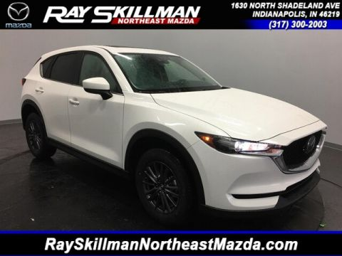 New 2019 Mazda CX-5 4DR TOURING FWD