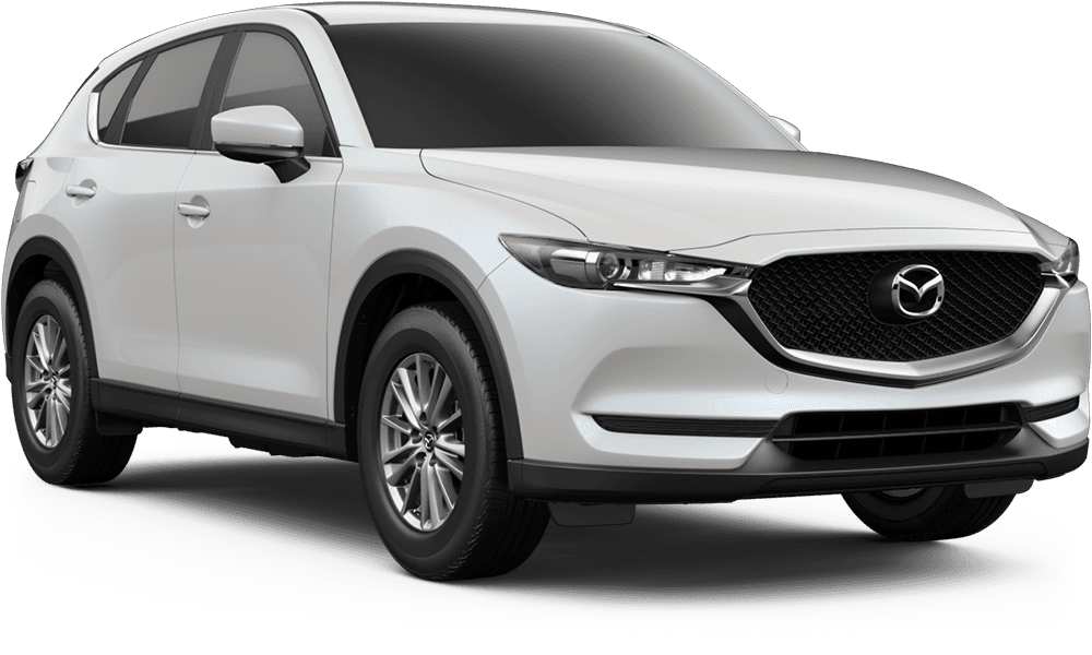 New 2018 Mazda CX-5 4DR SUV SPORT AWD