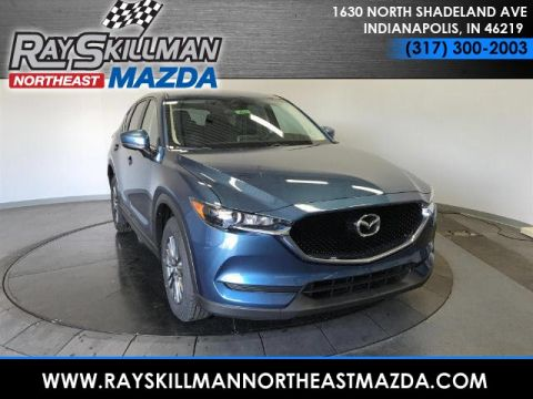 New Mazda CX-5 4DR SUV TOURING AWD
