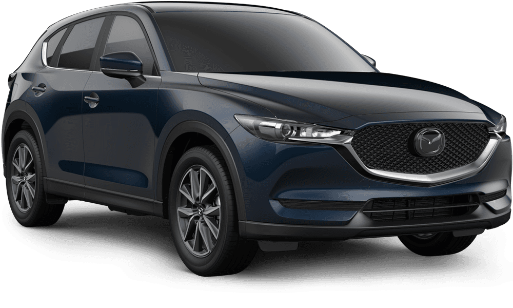 New 2018 Mazda CX-5 4DR SUV TOURING AWD