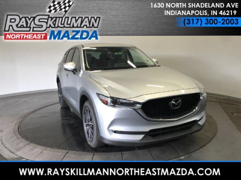 New Mazda CX-5 4DR SUV GRD TOUR AWD