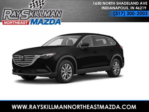 New Mazda CX-9 4DR FWD TOURING