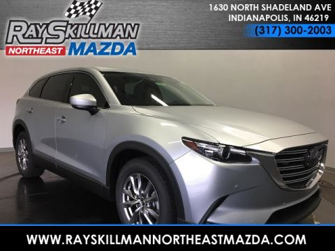 New 2018 Mazda CX-9 4DR AWD TOURING