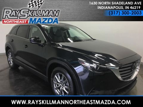 New Mazda CX-9 4DR AWD TOURING