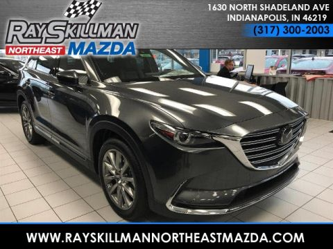 New Mazda CX-9 4DR SUV AWD GR TOUR