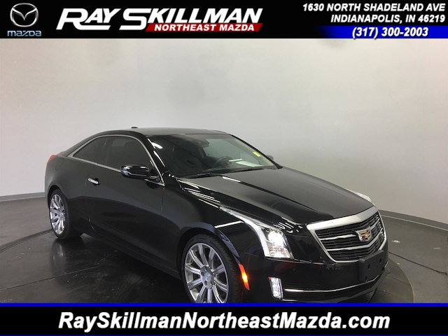 Pre-Owned 2015 Cadillac ATS 3.6L Performance