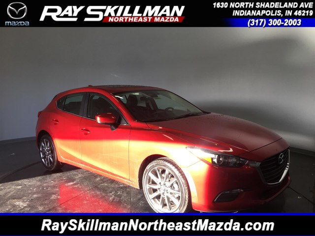New 2018 Mazda3 5DR TOURING MT
