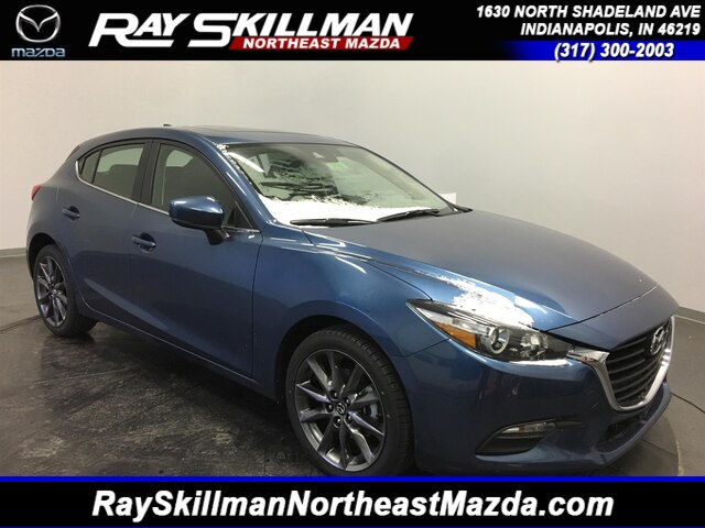 New 2018 Mazda3 5DR TOURING AT