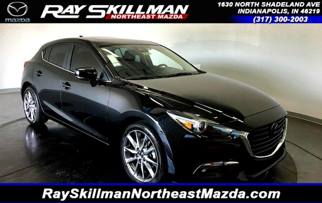 New 2018 Mazda3 5DR GRAND TOURING MT