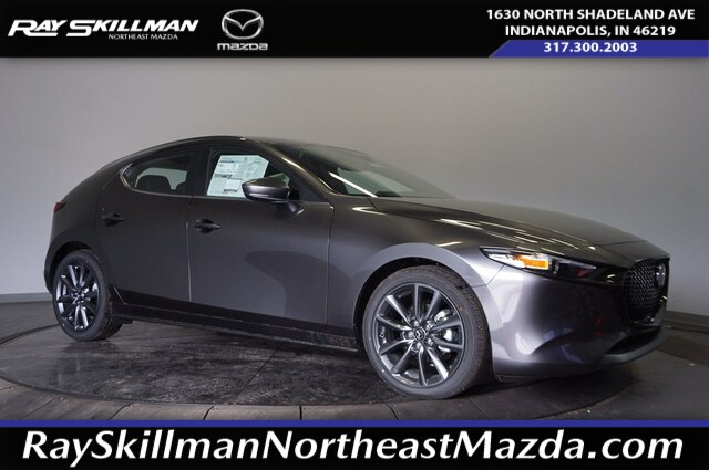 New 2020 Mazda3 5DR FWD AT