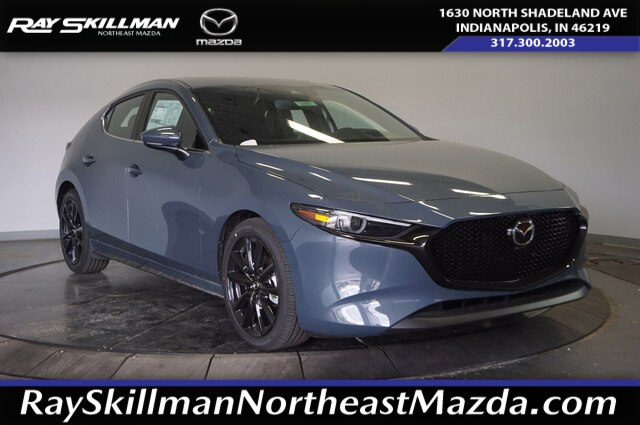 New 2020 Mazda3 5DR FWD PREM PKG AT