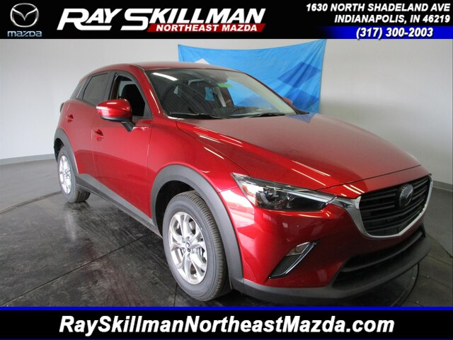 New 2019 Mazda CX-3 4DR AWD SPORT
