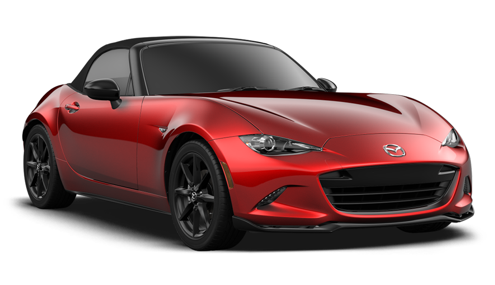 New 2019 Mazda MX-5 Miata 2DR CNV CLUB MT