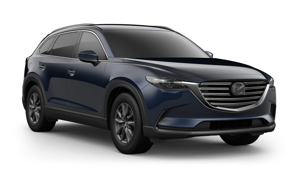 New 2020 Mazda CX-9 4DR SUV FWD TOURING