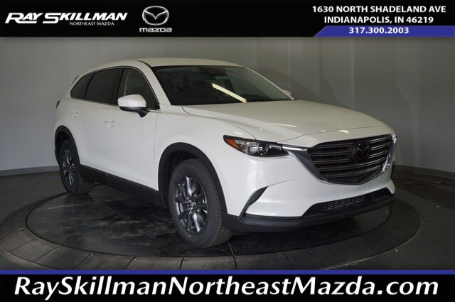 New 2020 Mazda CX-9 4DR SUV AWD TOURING