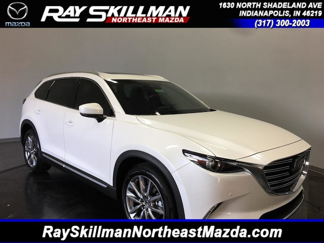 New 2019 Mazda CX-9 4DR SUV AWD GR TOUR