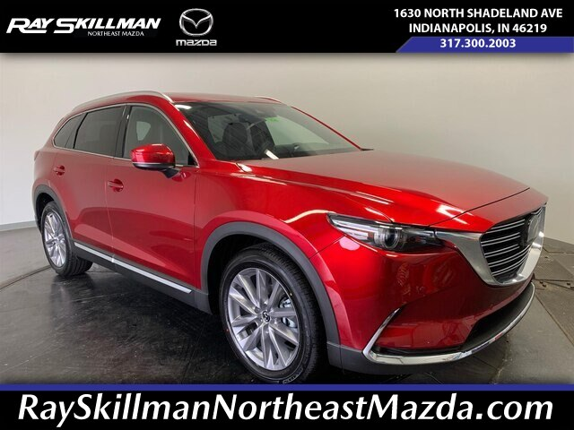 New 2020 Mazda CX-9 4DR SUV AWD GR TOUR