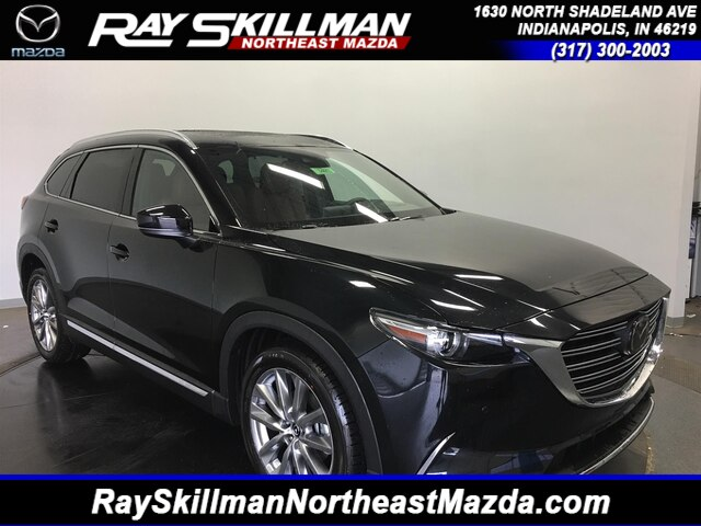 New 2018 Mazda CX-9 4DR AWD SIGNATURE