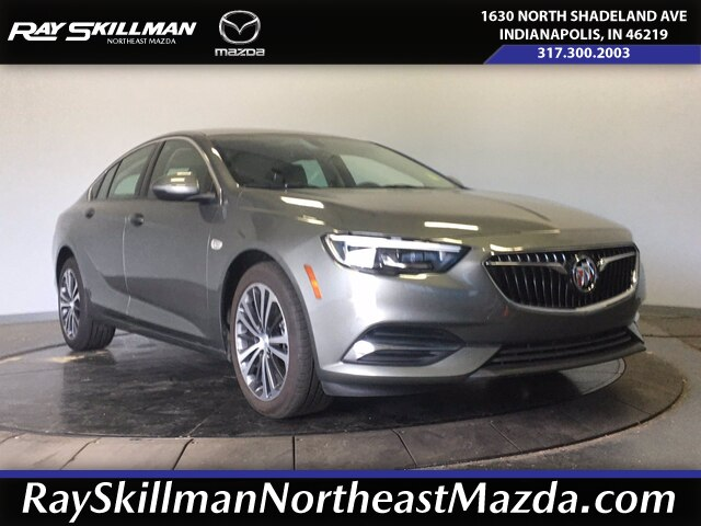 Pre-Owned 2019 Buick Regal Sportback Preferred