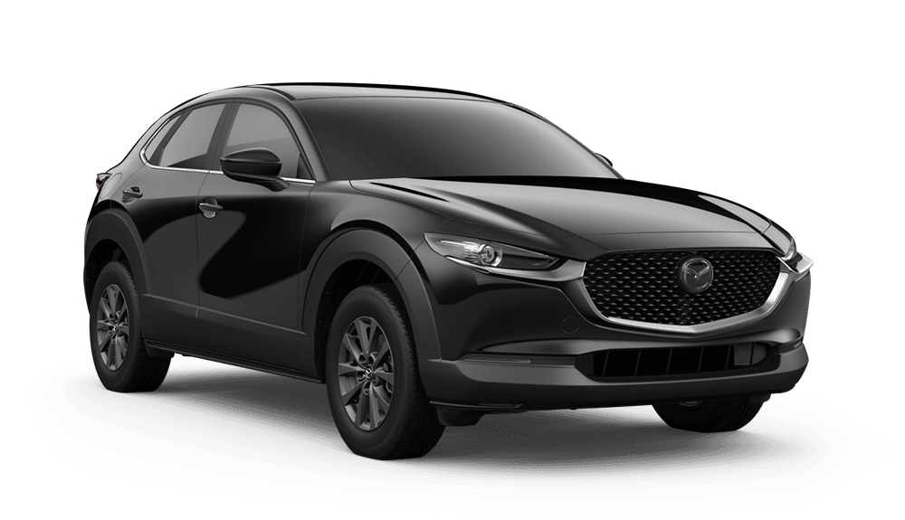 New 2020 Mazda CX-30 4DR SUV FWD