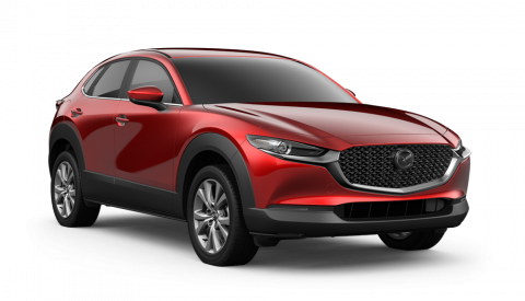 New 2020 Mazda CX-30 4DR SUV PREF AWD