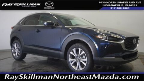 New 2020 Mazda CX-30 4DR SUV PREM AWD