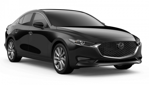 New 2020 Mazda3 4DR FWD SELECT PKG