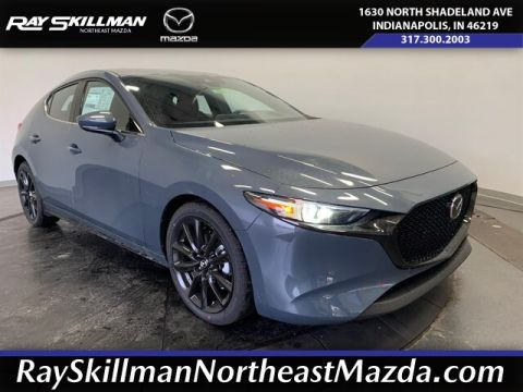 New 2020 Mazda3 FWD MANUAL W/PREM PK