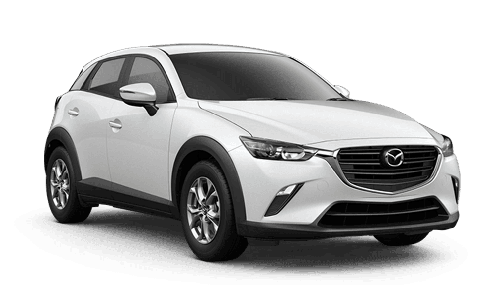 New 2019 Mazda CX-3 4DR FWD SPORT