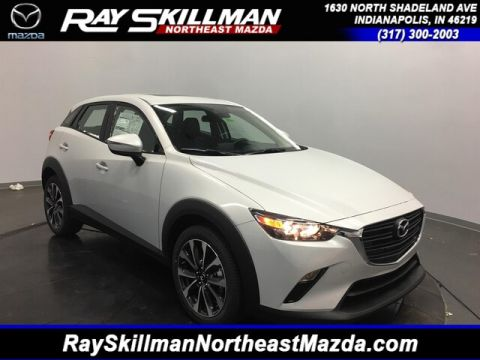 New 2019 Mazda CX-3 4DR FWD TOURING