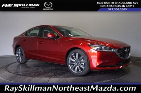 New 2020 Mazda6 4DR SDN GR TOUR AT