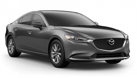 New 2020 Mazda6 4DR SDN SPT AT