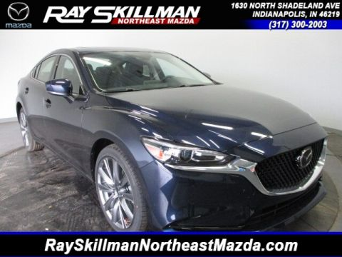 New 2020 Mazda6 4DR SDN TOURING AT