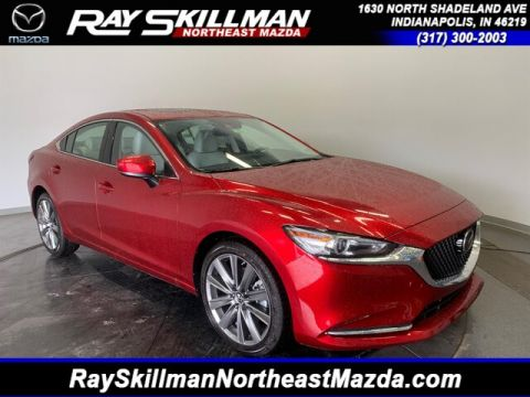 New 2020 Mazda6 4DR SDN GR TOUR RES