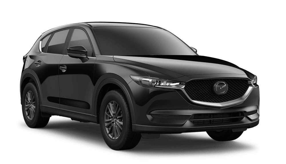 New 2020 Mazda CX-5 4DR SPORT FWD