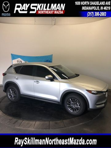 New 2019 Mazda CX-5 4DR SPORT FWD